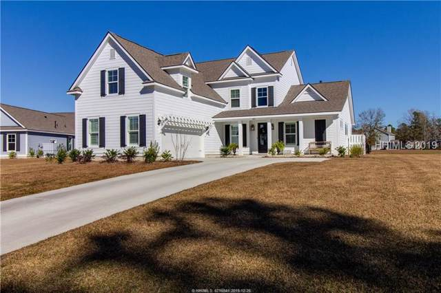 404 Golden Bell Circle, Bluffton, SC 29910 (MLS #399073) :: The Alliance Group Realty