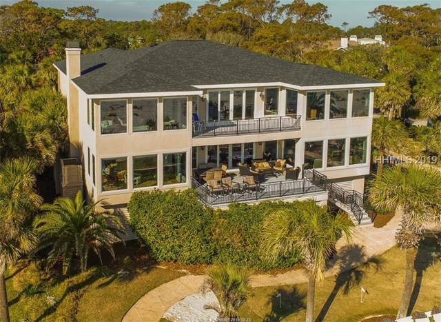 709 Whiting Rd, Fripp Island, SC 29920 (MLS #399149) :: Collins Group Realty