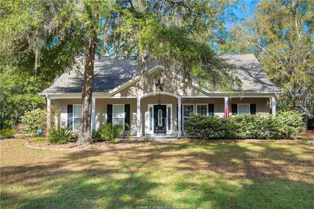 91 Oak Plantation Drive, Ridgeland, SC 29936 (MLS #399176) :: RE/MAX Island Realty