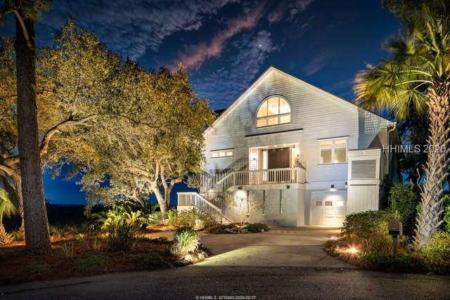 34 Bayley Point Lane, Hilton Head Island, SC 29926 (MLS #399208) :: The Coastal Living Team