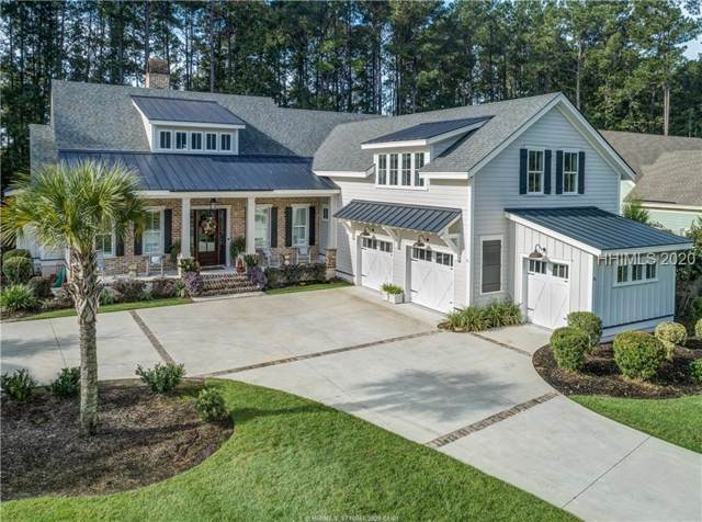 23 Driftwood Court W, Bluffton, SC 29910 (MLS #399211) :: The Alliance Group Realty