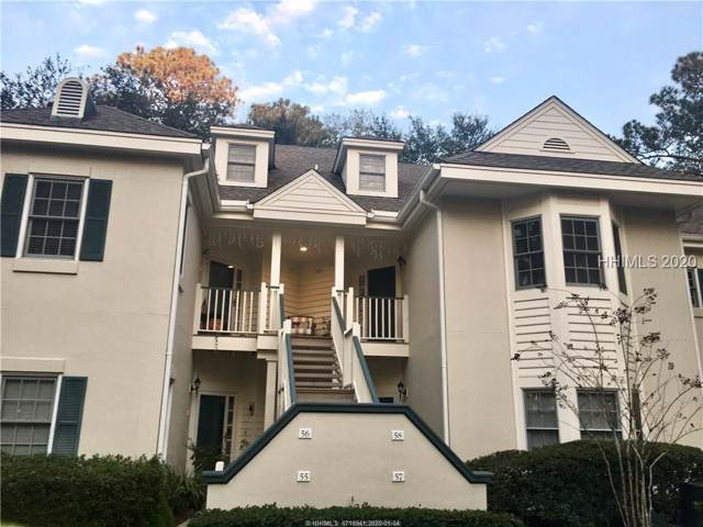 58 Spindle Lane #58, Hilton Head Island, SC 29926 (MLS #399216) :: Schembra Real Estate Group