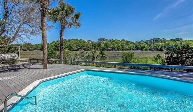 30 Audubon Pond Road, Hilton Head Island, SC 29928 (MLS #399219) :: RE/MAX Coastal Realty