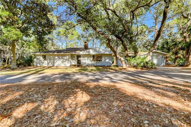 17 Coquina Road, Hilton Head Island, SC 29928 (MLS #399259) :: Collins Group Realty