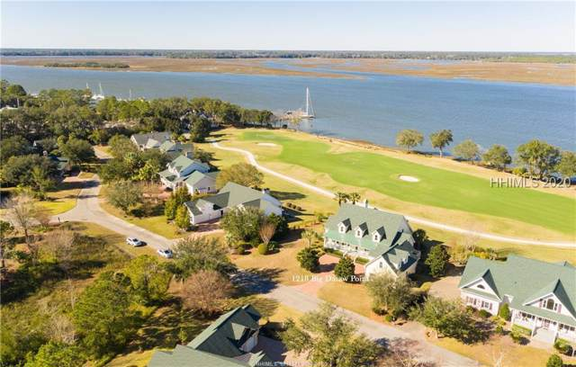 1218 Big Dataw Point, Saint Helena Island, SC 29920 (MLS #399263) :: Collins Group Realty