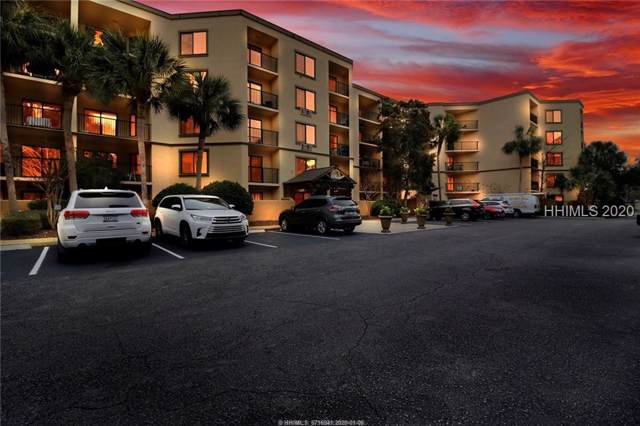 10 Lemoyne Avenue #109, Hilton Head Island, SC 29928 (MLS #399281) :: Collins Group Realty