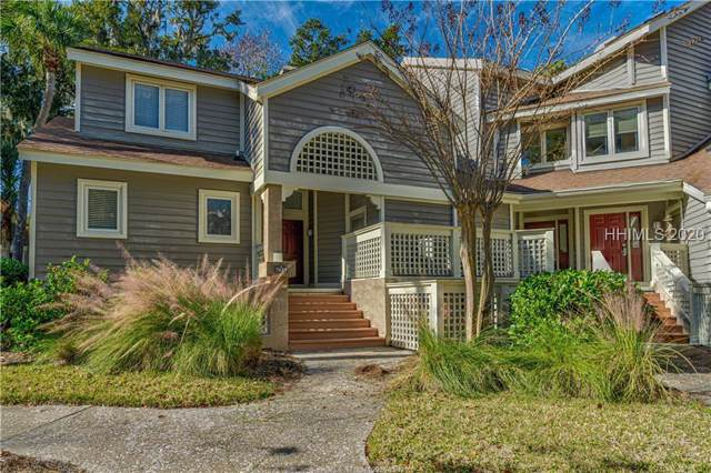 80 Ocean Lane #7611, Hilton Head Island, SC 29928 (MLS #399319) :: Hilton Head Dot Real Estate