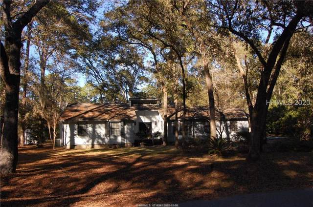 26 Sea Gull Drive, Beaufort, SC 29907 (MLS #399324) :: The Alliance Group Realty