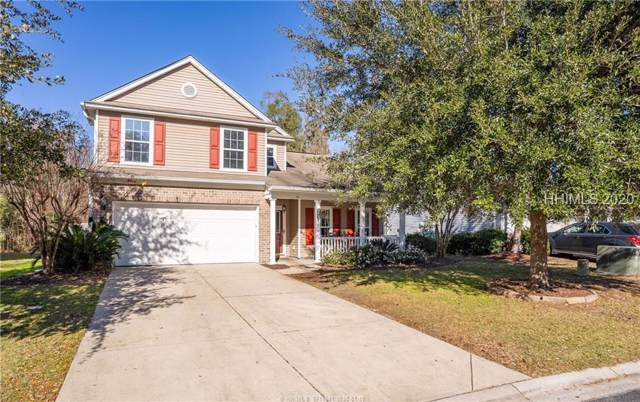 12 Waccamaw Way, Beaufort, SC 29906 (MLS #399326) :: Beth Drake REALTOR®
