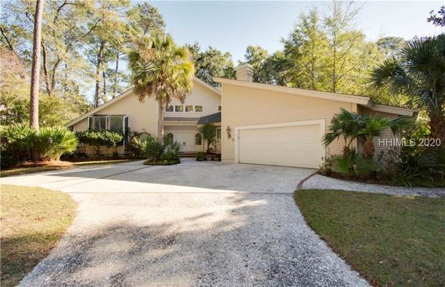 12 Loblolly Lane, Hilton Head Island, SC 29926 (MLS #399332) :: Southern Lifestyle Properties