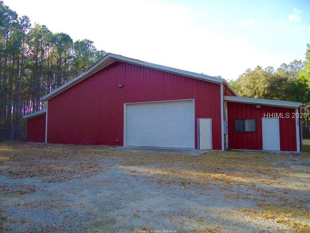 105 Le Creuset Road, Yemassee, SC 29945 (MLS #399366) :: The Alliance Group Realty