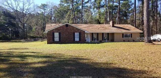 1320 Plantation Drive, Hardeeville, SC 29927 (MLS #399372) :: The Alliance Group Realty