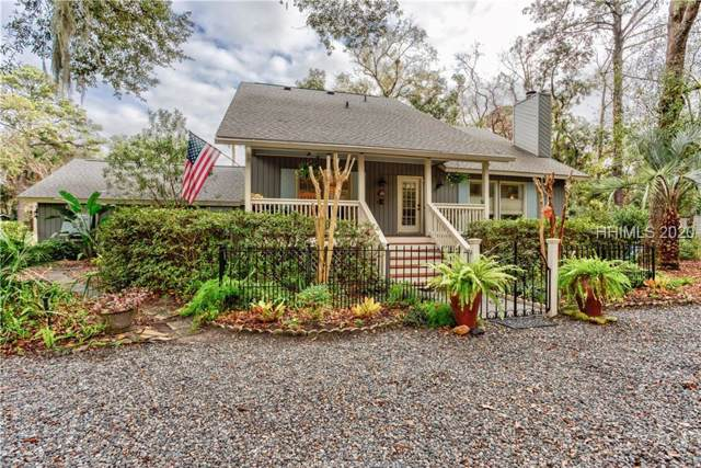 1 Evergreen Ln, Hilton Head Island, SC 29928 (MLS #399381) :: The Alliance Group Realty