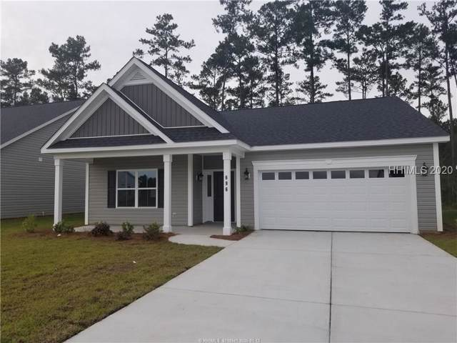 385 Fort Sullivan Drive, Hardeeville, SC 29927 (MLS #399385) :: Collins Group Realty