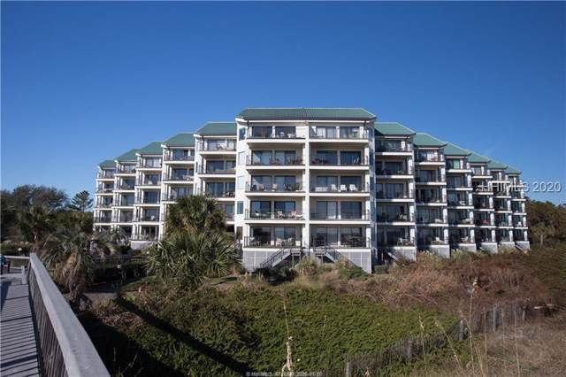 50 Starfish Drive #401, Hilton Head Island, SC 29926 (MLS #399393) :: Hilton Head Dot Real Estate