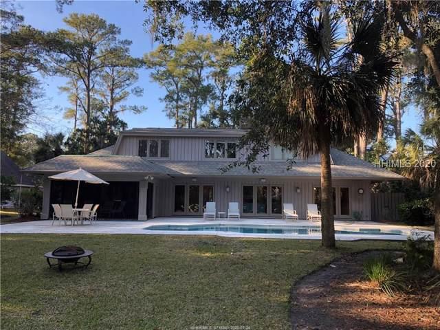 157 N Sea Pines Drive, Hilton Head Island, SC 29928 (MLS #399408) :: Judy Flanagan