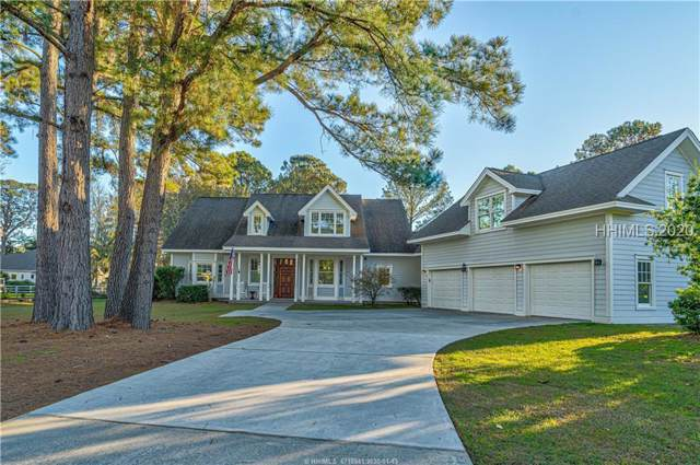 4 Hidden Lake Court, Bluffton, SC 29910 (MLS #399437) :: The Alliance Group Realty