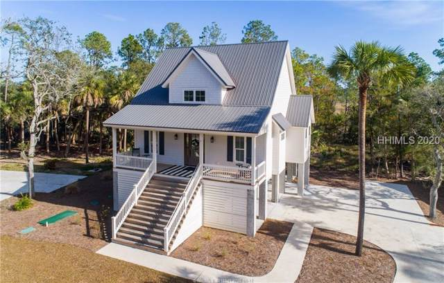 7 Palmetto Point Drive, Bluffton, SC 29910 (MLS #399452) :: RE/MAX Island Realty