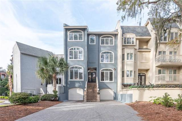12 Genoa Ct, Hilton Head Island, SC 29928 (MLS #399471) :: The Coastal Living Team
