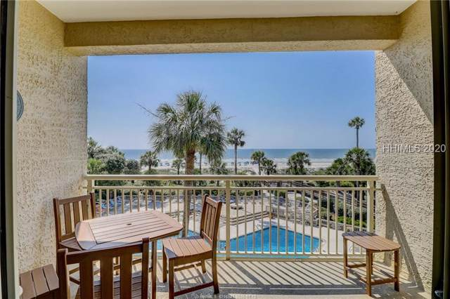 21 Ocean Lane #443, Hilton Head Island, SC 29928 (MLS #399472) :: RE/MAX Coastal Realty