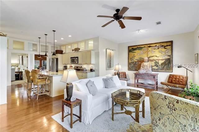 6 Abbey Row 2B, Beaufort, SC 29906 (MLS #399497) :: Hilton Head Dot Real Estate