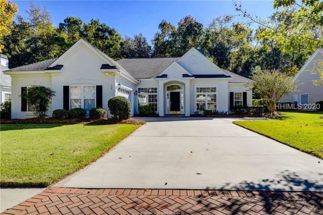156 Oak Forest Road, Bluffton, SC 29910 (MLS #399504) :: The Coastal Living Team