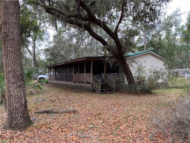 11 Evening Star Road, Saint Helena Island, SC 29920 (MLS #399506) :: Southern Lifestyle Properties