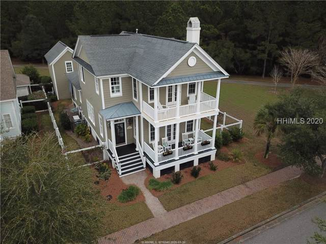 253 Goldeneye Lane, Bluffton, SC 29909 (MLS #399526) :: Collins Group Realty