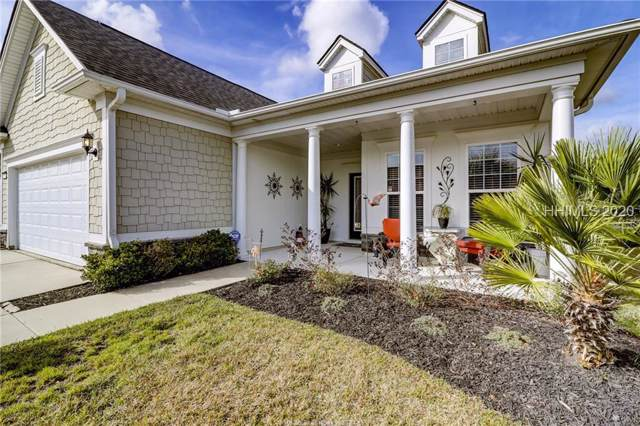 154 Knollwood Court, Bluffton, SC 29909 (MLS #399533) :: The Coastal Living Team