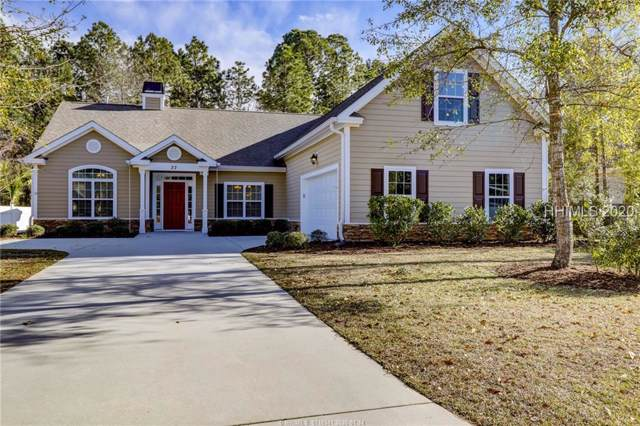 37 Lakes Crossing, Bluffton, SC 29910 (MLS #399564) :: The Alliance Group Realty