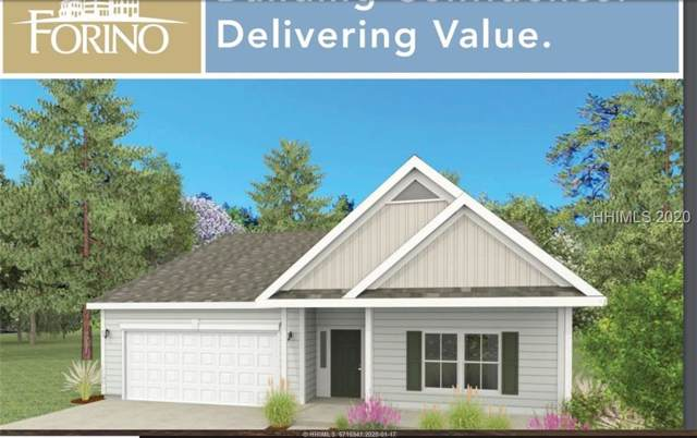 433 Fort Sullivan Drive, Hardeeville, SC 29927 (MLS #399585) :: The Alliance Group Realty