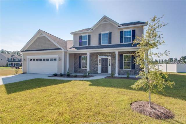 1557 Hearthstone Drive, Hardeeville, SC 29927 (MLS #399587) :: Hilton Head Dot Real Estate
