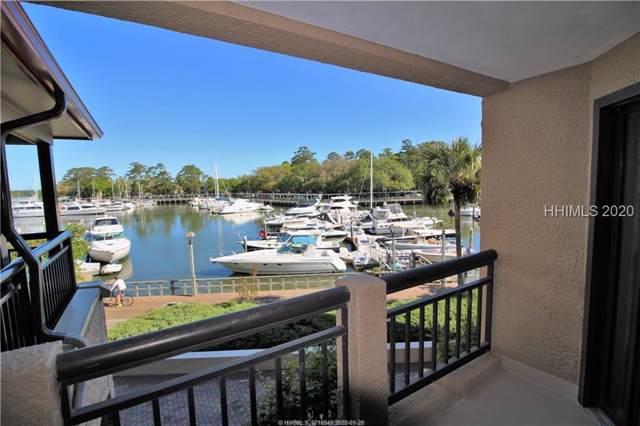 9 Harbourside Lane 7309A, Hilton Head Island, SC 29928 (MLS #399606) :: Collins Group Realty