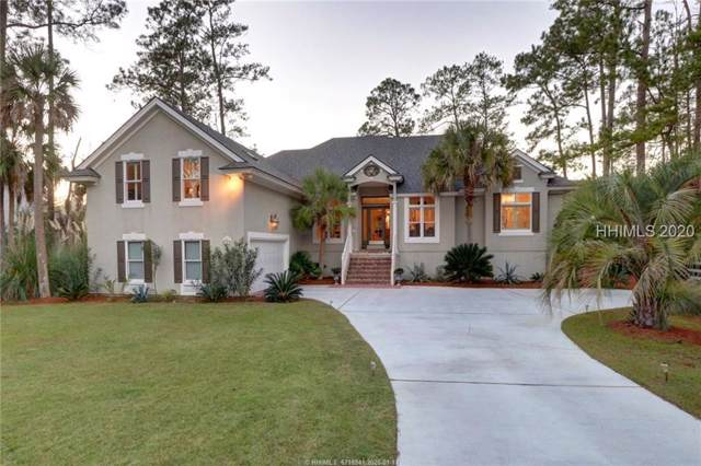 11 Belfair Point Drive, Bluffton, SC 29910 (MLS #399608) :: RE/MAX Coastal Realty