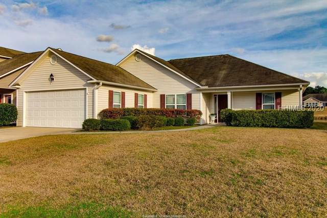 8 Sagebrook Drive, Bluffton, SC 29910 (MLS #399614) :: The Coastal Living Team