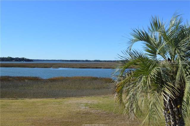 8 Marsh Harbor Drive, Beaufort, SC 29907 (MLS #399616) :: RE/MAX Coastal Realty