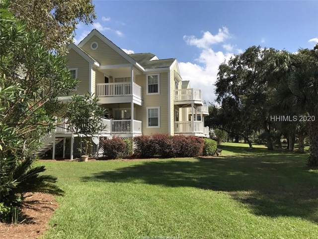 30 Old South Court 30B, Bluffton, SC 29910 (MLS #399619) :: RE/MAX Island Realty