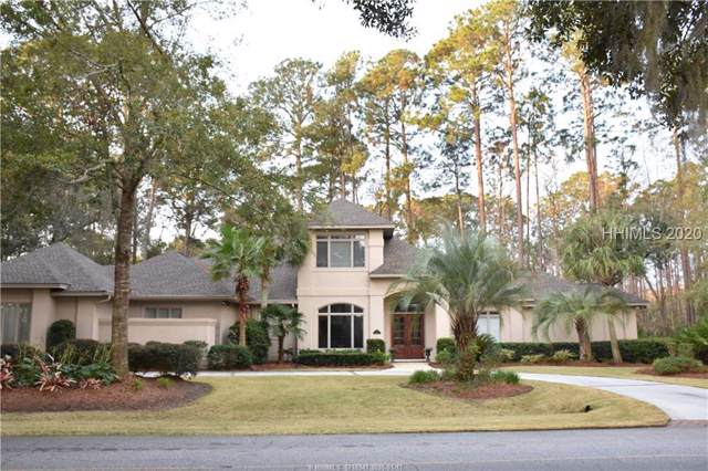 22 Oyster Reef Drive, Hilton Head Island, SC 29926 (MLS #399634) :: Collins Group Realty