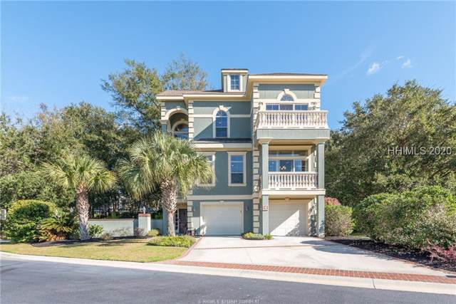 4 Shear Water Court, Hilton Head Island, SC 29926 (MLS #399636) :: Schembra Real Estate Group