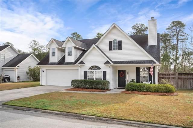 825 Brandon Cove, Ridgeland, SC 29936 (MLS #399644) :: Schembra Real Estate Group