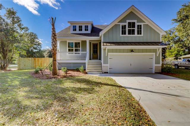 1 Azalea Street, Hilton Head Island, SC 29928 (MLS #399697) :: Southern Lifestyle Properties