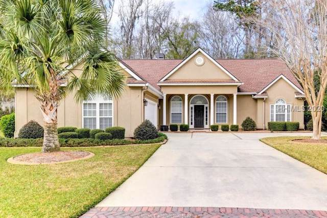 7 Colonade Court, Bluffton, SC 29910 (MLS #399700) :: RE/MAX Island Realty