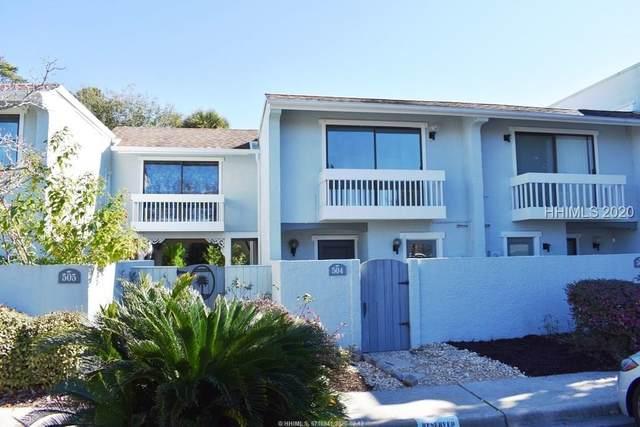 2 William Hilton Parkway #504, Hilton Head Island, SC 29926 (MLS #399708) :: Schembra Real Estate Group