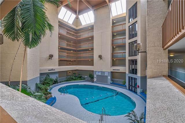 10 Lemoyne Avenue #213, Hilton Head Island, SC 29928 (MLS #399711) :: Hilton Head Dot Real Estate