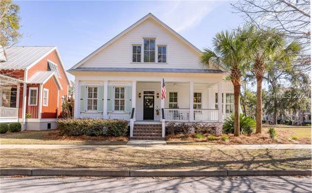 24 Park Way, Beaufort, SC 29907 (MLS #399732) :: RE/MAX Island Realty