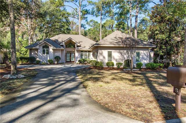 3 Stonegate Drive, Hilton Head Island, SC 29926 (MLS #399736) :: The Alliance Group Realty