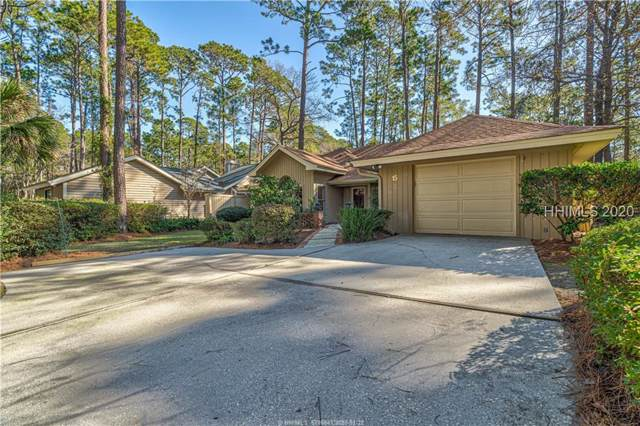 15 Yellow Rail Lane, Hilton Head Island, SC 29926 (MLS #399737) :: The Coastal Living Team