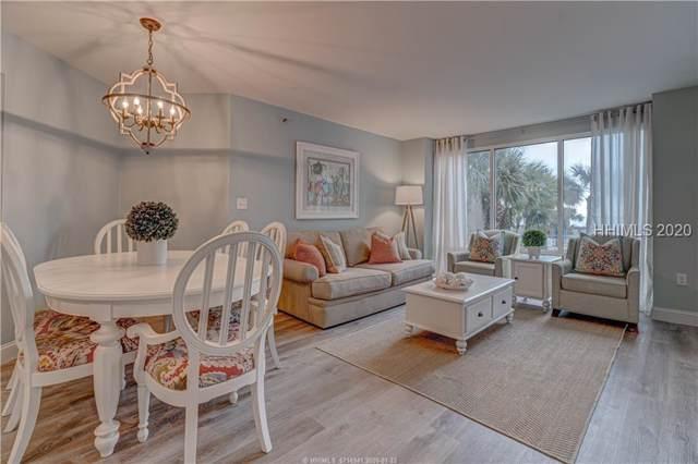 1 Ocean Lane #1102, Hilton Head Island, SC 29928 (MLS #399749) :: Collins Group Realty