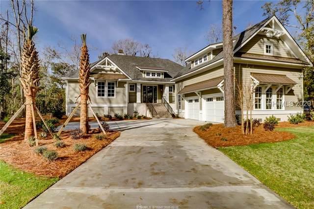 7 Market Place Drive, Hilton Head Island, SC 29928 (MLS #399752) :: Schembra Real Estate Group