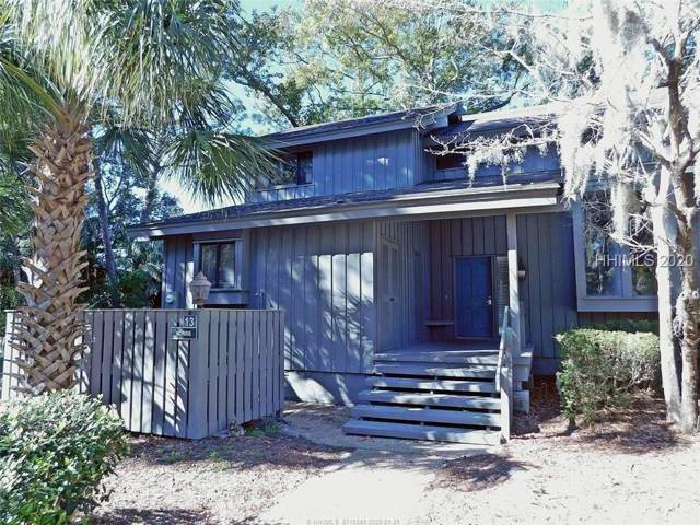 5 Haul Away #13, Hilton Head Island, SC 29928 (MLS #399758) :: Southern Lifestyle Properties